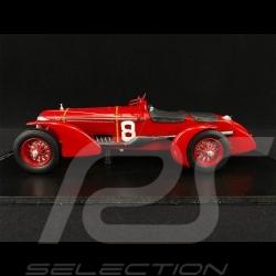 Alfa Romeo 8C n° 8 Winner 24h Le Mans 1932 1/18 Spark 18LM32