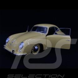 Porsche 356 A Coupe 1960 Condor Yellow 1/18 Solido S1802805