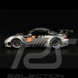 Porsche 911 GT3 RSR typ 997 n° 77 24h Le Mans 2013 Dempsey 1/18 Spark 18S104