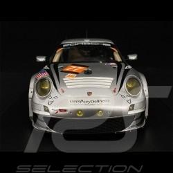 Porsche 911 GT3 RSR type 997 n° 77 24h Le Mans 2013 Dempsey 1/18 Spark 18S104