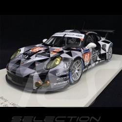 Porsche 911 RSR type 991 n° 88 24h Le Mans 2015 Abu Dhabi-Proton 1/18 Spark 18S197
