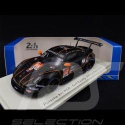 Porsche 911 RSR Type 991 n° 86 Gulf Racing 24h Le Mans 2020 1/43 Spark S6487