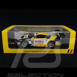 Porsche 911 GT3 R Type 991 n° 98 Rowe Racing Winner 24h Spa 2020 1/43 Spark SB370