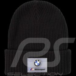 Bonnet Beanie Mütze Puma BMW Motorsport Noir 02280301