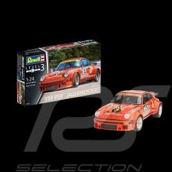 Maquette modell model kit montage Porsche 934 RSR Jägermeister 1976 à coller et peindre 1/24 Revell 07031