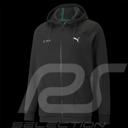Sweat Jacket Mercedes AMG Petronas x Puma Black 531878 01