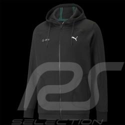 Veste sweat jacket jacke Mercedes AMG Petronas x Puma Noir 531878 01