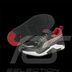 Shoes Ferrari Puma Race X-Ray 2 Black Gray Red 306953-01