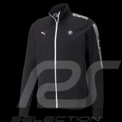 BMW M Motorsport Jacket by Puma Softshell Sweatshirt Black - Men
