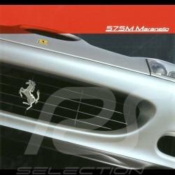 Ferrari Brochure 575M Maranello 2002 in Italian English French German N1804/02
