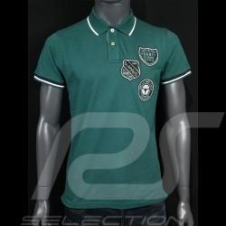 Polo shirt Gant Le Mans Classic 2020 Ocean Green 2052035-339 - men