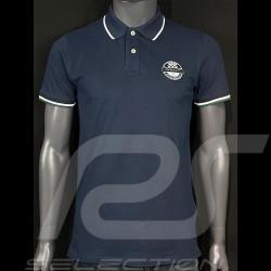 Polo shirt Gant Le Mans Classic 2020 Marine Blue 2052034-410 - men