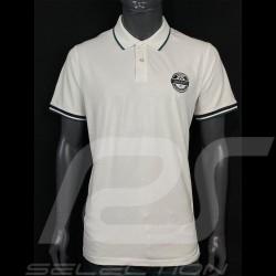 Polo shirt Gant Le Mans Classic 2020 White 2052034-110 - men