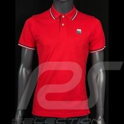 Polo shirt Gant 24H Le Mans 1949 Red 20607-610 - men