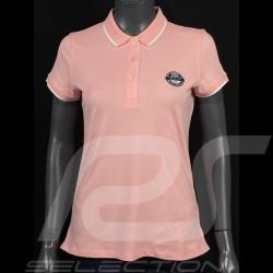 Polo shirt Gant Le Mans Classic 2020 Pink 4201215-614 - women