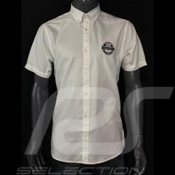 Shirt Gant Le Mans Classic 2020 White 3026230-110 - men