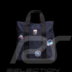 Sport bag Gant 24h Le Mans badges navy blue 9970044-410