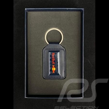 Porte clé key ring Schlüsselanhänger Aston Martin Red Bull Racing cuir 170781056 502