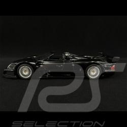 Mercedes - Benz CLK GTR Roadster 1998 Schwarz 1/18 GT Spirit GT826