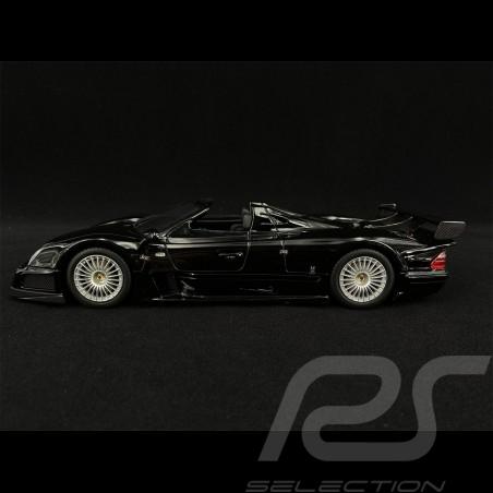 Mercedes - Benz CLK GTR Roadster 1998 Black 1/18 GT Spirit GT826