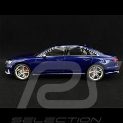 Audi S8 2020 Bleu blue blau Navarra 1/18 GT Spirit GT313