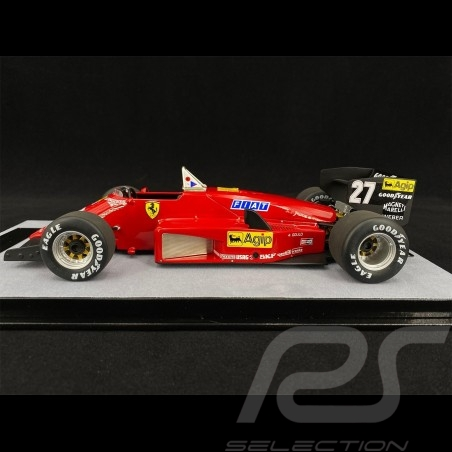 Ferrari 156 - 85 n° 27 Winner GP Canada 1985 1/18 Tecnomodel TM18-201B