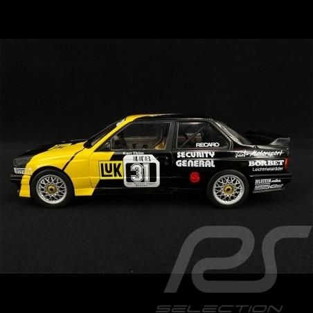 BMW E30 M3 n° 31 DTM 1988 MK Motorsport 1/18 Solido S1801508
