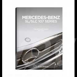 Buch Mercedes-Benz SL / SLC type 107 - The detailed guide 1971-1989