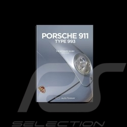 Book Porsche 911 Type 993 - The detailed guide 1993-1998