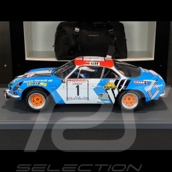 Alpine A110 n° 1 Winner Tour de Corse 1973 1/8 GT Spirit GTS800702