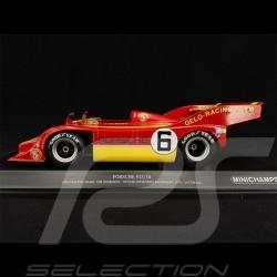 Porsche 917 10 n° 6 Sieger Interserie Zandvoort 1975 1/18 Minichamps 155756506