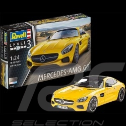 Model Mercedes - AMG GT to glue and paint 1/24 Revell 07028