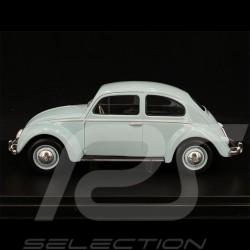 VW Käfer 1200 1960 Hellblau 1/24 White Box WB124055