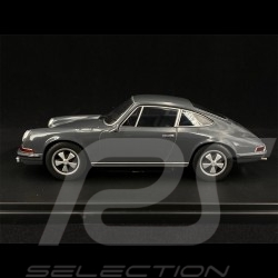 Porsche 911 S 1968 Schiefergrau 1/24 White Box WB124049