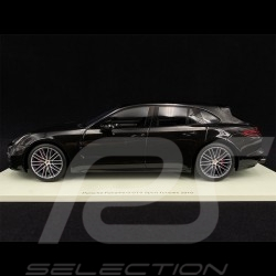 Porsche Panamera GTS Sport Turismo 2018 Noir black schwarz 1/18 Spark 18S219