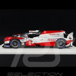 Toyota TS050 Hybrid n° 8 Vainqueur Winner Sieger 24h Le Mans 2020 1/18 Spark 18LM20