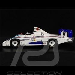 Porsche 936 / 78 n° 6 Martini Racing 2ème 24h Le Mans 1978 1/18 Spark 18S519