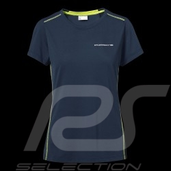 Porsche T-shirt Sport Collection Dunkelblau WAP548J - Damen