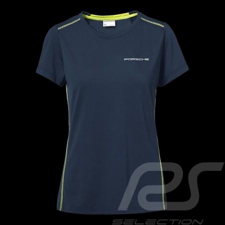 T-shirt Porsche Sport Collection Bleu foncé WAP548J - femme
