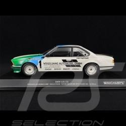 BMW 635 CSI n° 1 Sieger Bergischer Löwe Zolder 1984 1/18 Minichamps 155842511