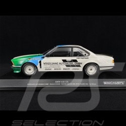 BMW 635 CSI n° 1 Winner Bergischer Löwe Zolder 1984 1/18 Minichamps 155842511