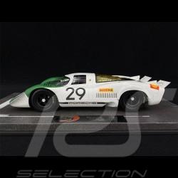 Porsche 917 / 69 n° 29 Vainqueur Winner Sieger 1000 km Zeltweg 1969 1/18 BBR BBRC1834