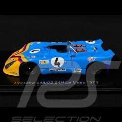 Porsche 908/02 n° 4 Le Mans 1973 1/43 Spark S9782