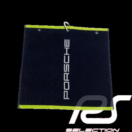 Serviette de golf handtuch towel Porsche avec mousqueton Sport Collection WAP5400020J