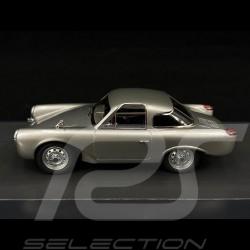 Porsche Glöckler 356 Coupé 1954 gris 1/43 Matrix MX41607041