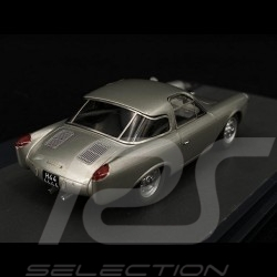 Porsche Glöckler 356 Coupé 1954 grau 1/43 Matrix MX41607041
