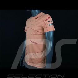 Porsche  T-shirt 911 / 917 Motorsport Le Mans 2018 Pink pig with sponsors WAP187J - unisex