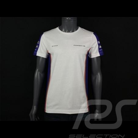 Porsche T-shirt 911 / 956 Motorsport Le Mans 2018 Rothmans colors with sponsors WAP188J - unisex