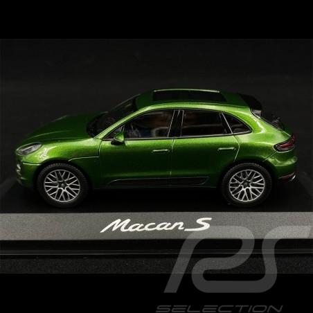 Porsche Macan S 2018 1/43 Minichamps WAP0206000J vert Mamba green grün