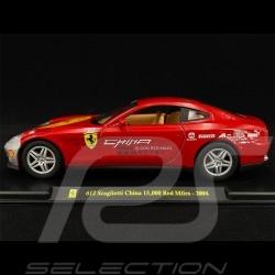 Ferrari 612 Scaglietti China 15.000 Red Miles 1/24 Bburago